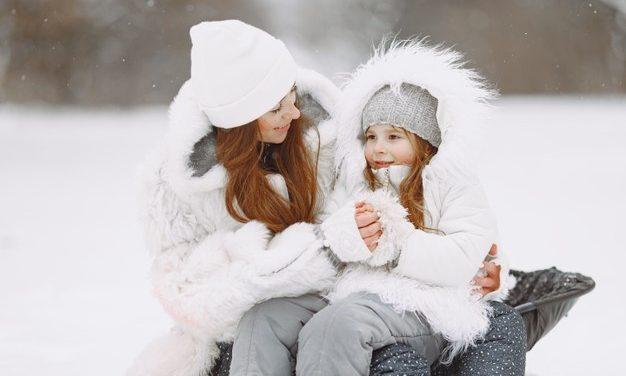 Vinteren kommer – inspiration til sjove aktiviteter i vinterkulden